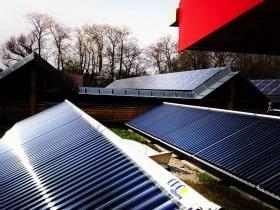 Solarthermie- und Photovoltaikanlagen